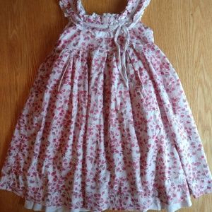 Girls summer dress by Maggie and Zoe